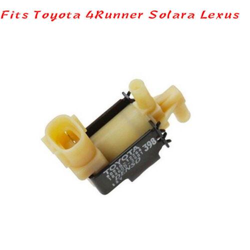 For Toyota 4Runner Solara Lexus ES300 Valve Vaccum Switch 90910-12264 Replace