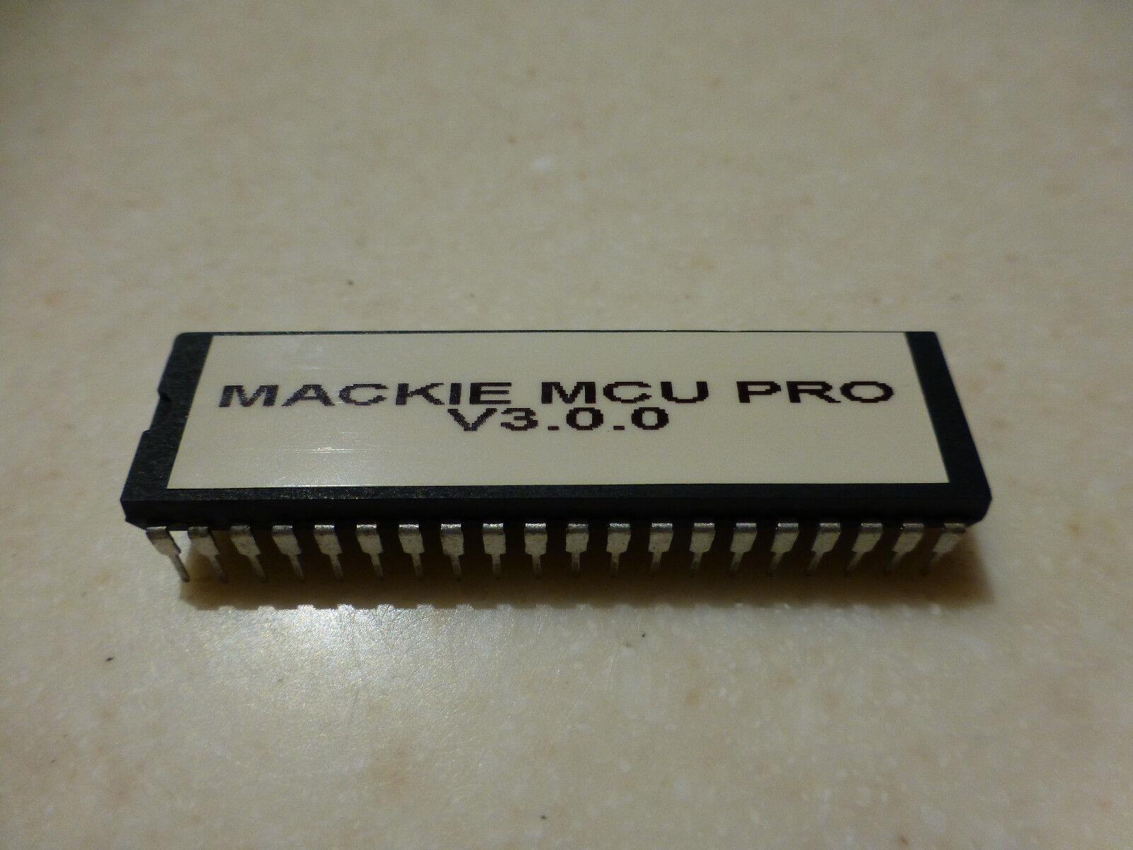 Mackie control universal pro emagic logic control XT firmware update  p v3.0.0