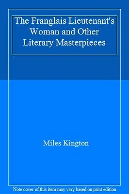 The Franglais Lieutenant's Woman And Other Literary Masterpiec ,.9780140101423