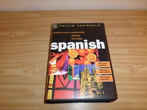Details about Teach Yourself Spanish - Hodder & Stoughton