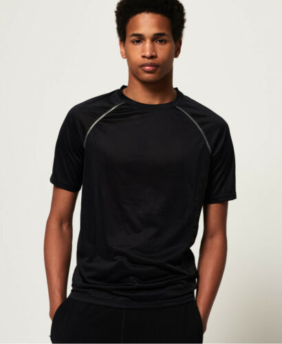 Superdry Sports Active Raglan T-shirt