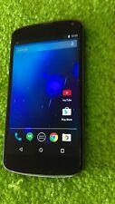LG Nexus 4 E960 - 16GB - Black (Unlocked) Smartphone