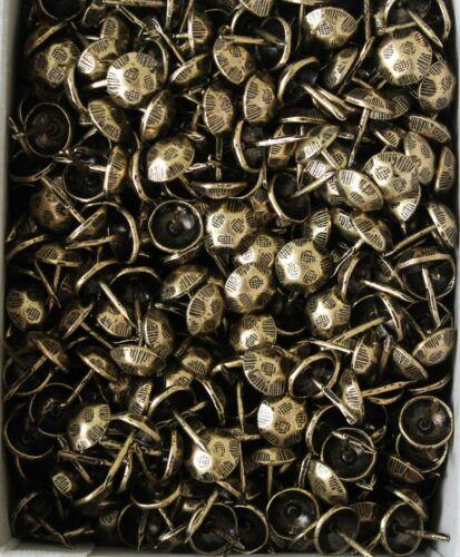 Ziernägel marteau frappe ongles Coussin ongles 11 mm diamètre Type 9 H en bronze