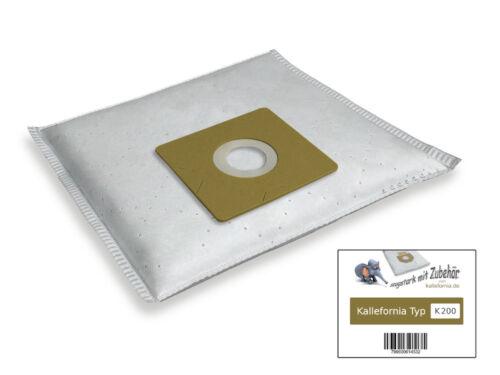 20 sacs pour aspirateur pour Concept Bello vp8350-plus rapide envoi de colis