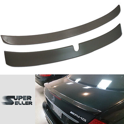 A TYPE TRUNK BOOT SPOILER 05 E350 COMBO For Mercedes Benz W211 E CLASS L ROOF
