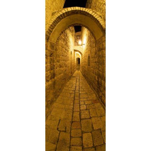 Giant wall sticker trompe l/' oeil vaults 416