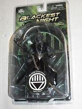 DC Direct Blackest Night BLACK LANTERN NEKRON Figure MOSC