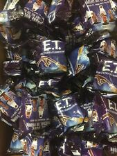 E.T. The Extra-terrestrial Figurines.  LOT Of 10 Blind Packs For Collectors.