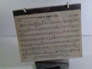 Vintage Gross Prod. Flutist's Friend w/Sheet Music Rough Shape Bent E2