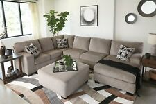 Awe Inspiring Ashley Furniture Charenton 3 Piece Sectional Charcoal Color Creativecarmelina Interior Chair Design Creativecarmelinacom