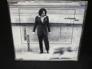 Michael-Hutchence-A-Straight-Line-Excellent-New-Case