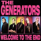 Welcome to the End by The Generators (Los Angeles) (CD, May-1998, Triple X Entertainment)