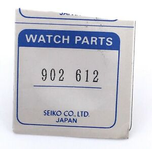 NOS-New-1-PC-Seiko-6139-B-Parts-902-612-Piece-de-Rechange-902612