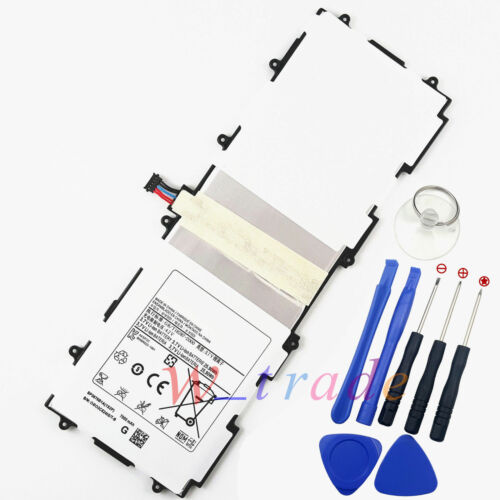 New Battery For Samsung Galaxy Tab 2 10.1 GT-P5100 GT-P5110 GT-P5113 GT-P7500