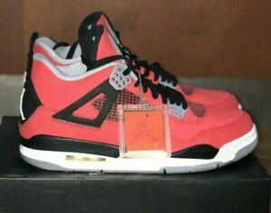 get cheap f3317 07d15 Details about Nike Air Jordan 4 Retro Toro Bravo Size 10.5 308497-603