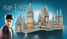 3D Puzzle - Harry Potter - Hogwarts, 1725 Teile, Zauberschule, Rowling, Wrebbit