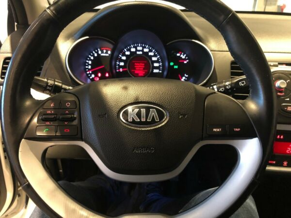 Kia Picanto 1,0 Collection Sport billede 5