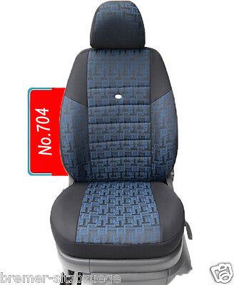 Mercedes C-Klasse S204 T-Modell  MAß Schonbezüge Komplett 5 Sitze Sitzbezüge 03