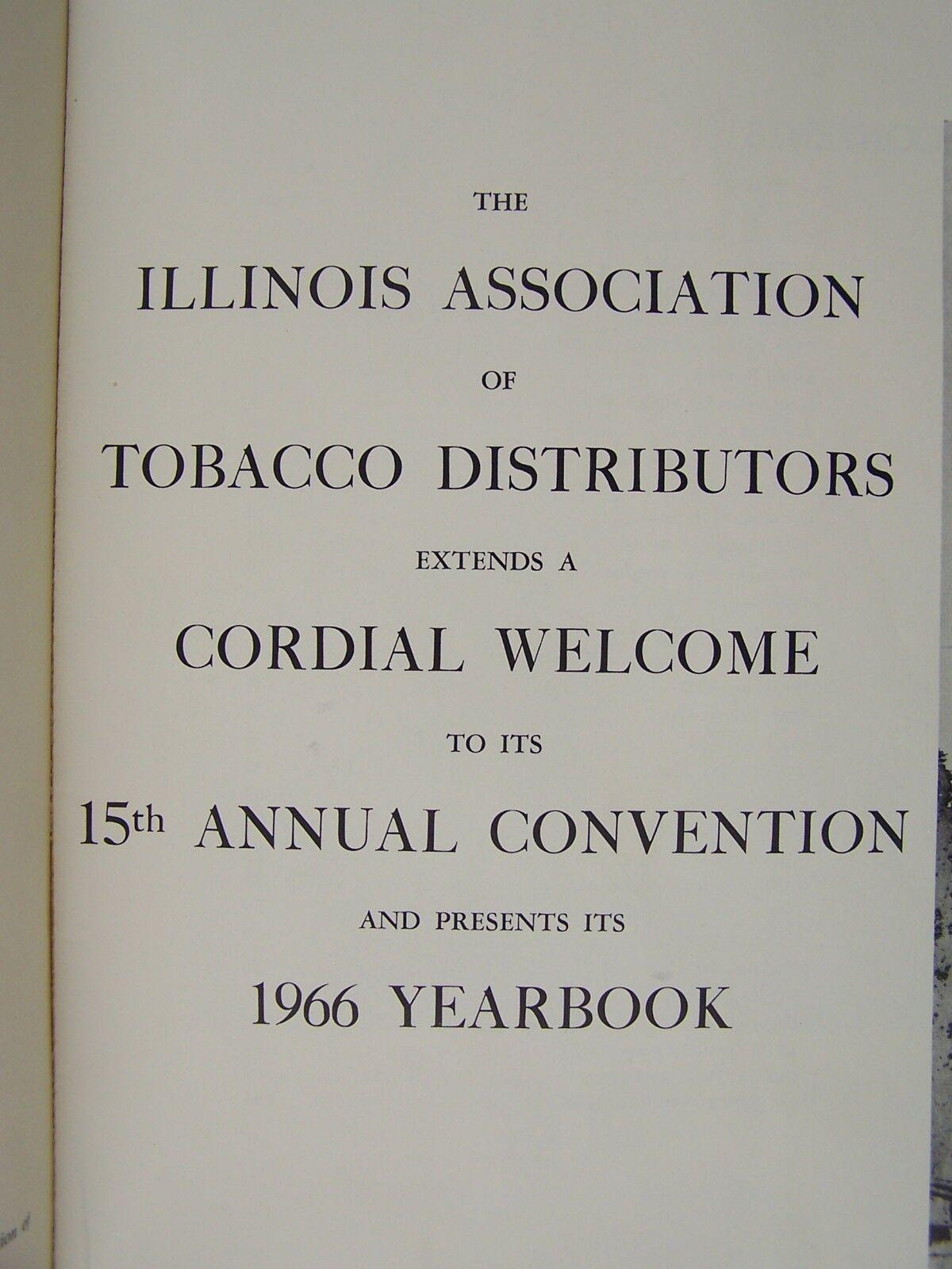 Illinois Association Of Tobacco Distributors 15th Annua