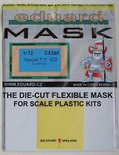 Eduard Maschera 1/72 cx360 per il Kit Airfix VAMPIRO t.11