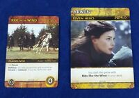 Lotr - The Lord Of The Rings - Deck Building - Arwen - Ride Like The Wind -