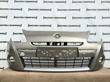 RENAULT CLIO MK3 195 2009-2013 FRONT BUMPER IN BROWN [R10]