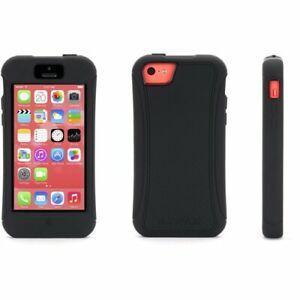 Griffin Protective Survivor Slim Case for iPhone 5c, Black