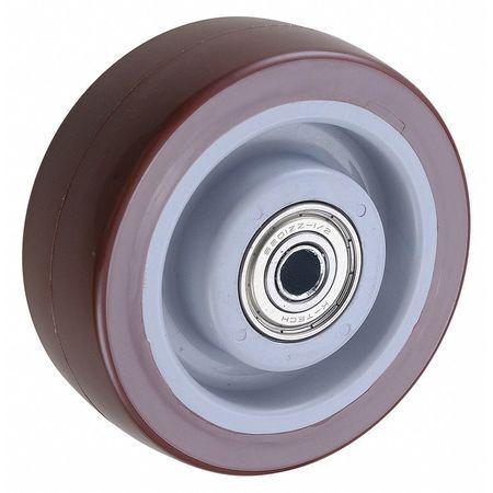 Zoro Select 26Y363 Caster Wheel,Precision Ball Bearing