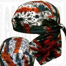 American Patriot Paisley Bandana Head Wrap Doo Rag Du Skull Cap Do Hat Buy Biker