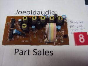 Kenwood KR-V106R Video Board. Tested. Parting Out KR-V106R