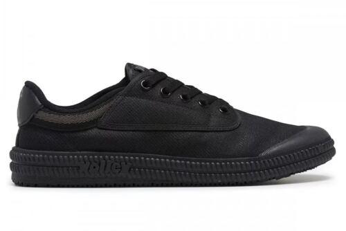 SUPER GRIP SOLE Dunlop Volley Original Black Classics Soft Toe UK Fitting