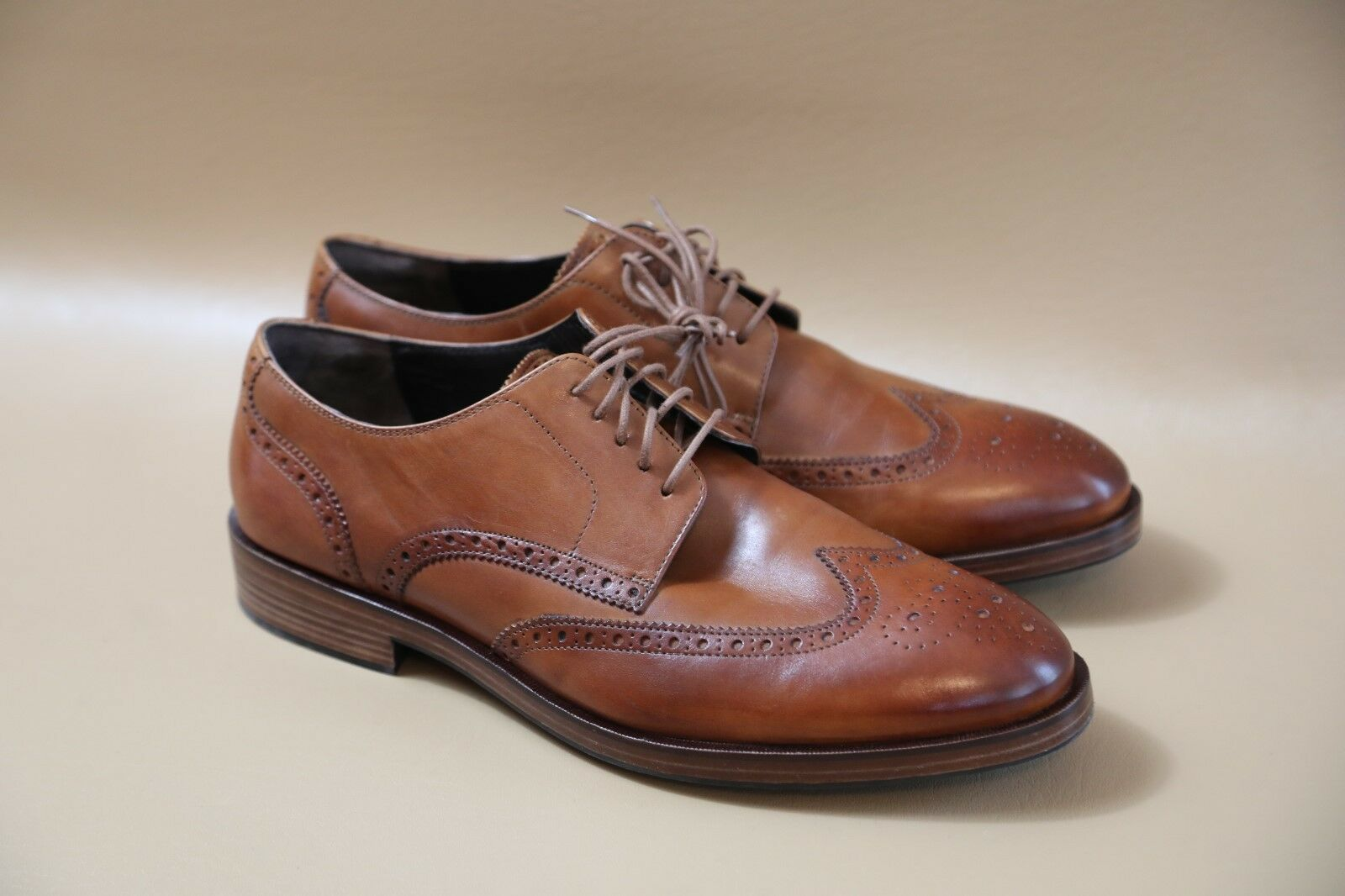 Cole Haan Cambridge Wingtip Oxfords Size 10 M  retail   260