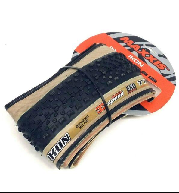 Maxxis Ikon Tire 29 x 2.20 Folding 60tpi 3C EXO Tubeless Ready Skinwall