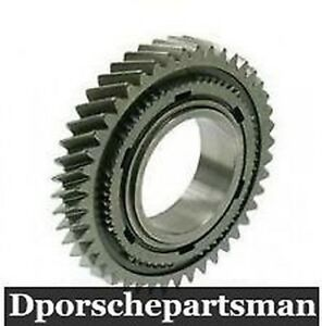 Porsche-911-Boxster-Transmission-Gear-2nd-Gear-Loose-NEW-NS