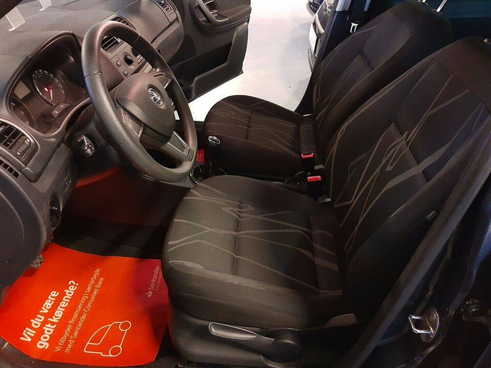 Skoda Fabia 1,2 TSi 86 Ambition Combi Benzin modelår 2014 km