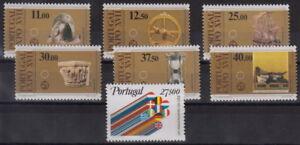 CEPT-Mitlaeufer-PORTUGAL-1982-1983-Satz-Marke-postfrisch-MW-9-50-JKC-148-2