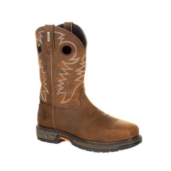 GEORGIA  Carbo-Tec LT Alloy Toe Waterproof Pull-On Boot  GB00224 NIB