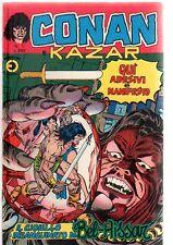 Conan e Kazar n 1 del 1975 - Ed. Corno