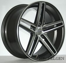 RH DG Evolution anthrazit 20 Zoll Alufelgen 5x112 ET45 Mercedes-Benz