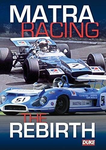 Matra Racing - The Rebirth [New DVD]