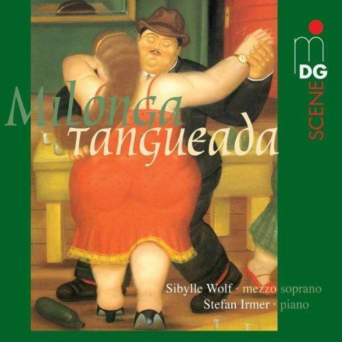 Milonga Tangueada • Tango Argentino CD Gebraucht - sehr gut