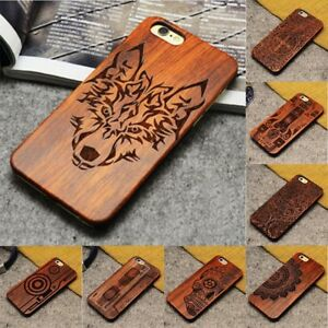 Luxury-Natural-Wooden-Wood-Bamboo-Case-For-iPhone-6-7-7-Plus-5-5S-SE-Cover-Shell
