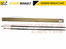 FOR RENAULT SCENIC 2003-2008 GENUINE ELECTRONIC HAND BRAKE CABLES REPAIR KIT