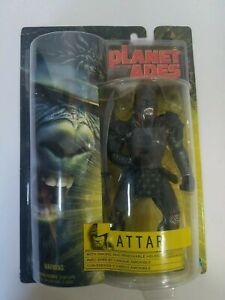 Attar-Planet-Of-The-Apes-7-5-034-Action-Figure-Gorilla-Hasbro-Sealed