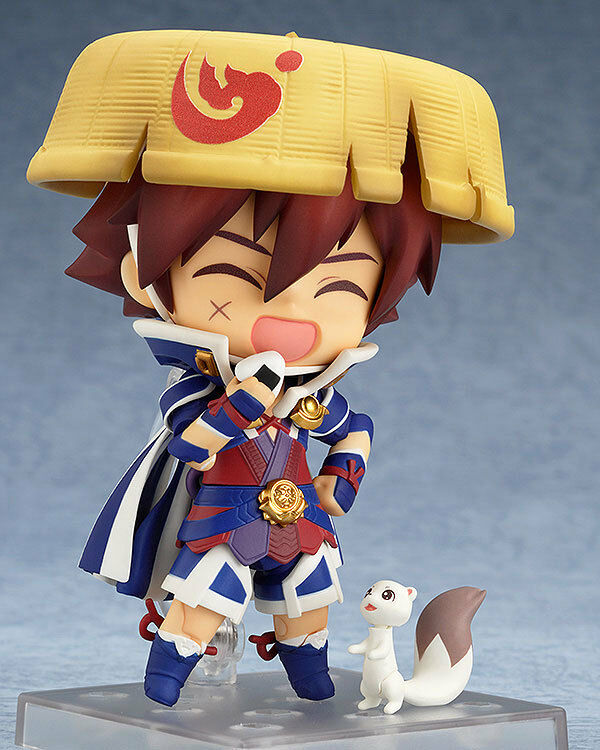 Nendoroid Shiren the Weerer 5+Fortune Furai no Shiren Good smile  azienda Japan  Senza tasse