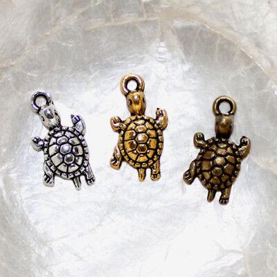 """3 Breloques Pendants Charms  CLÉS  /""""Argent du Tibet/"""" Gros Anneau 13 MM  Clés 12"""