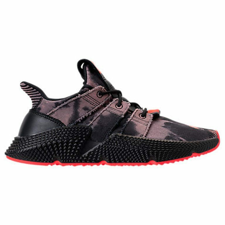 MENS ADIDAS ORIGINALS PROPHERE CORE BLK/ REDCASUAL SHOES MEN'S SELECT YOUR SIZE