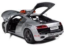 AUDI R8 V10 5.2FSi 2010 SAFETY CAR 1/18 DIECAST MODEL CAR BY KYOSHO 09216