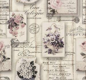 tapete vintage holz floral grau rosa tapete rasch aqua relief 4 855210 4 46 1q ebay. Black Bedroom Furniture Sets. Home Design Ideas