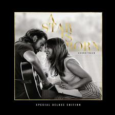 A STAR IS BORN (Soundtrack) (Lady Gaga / Bradley Cooper) Deluxe Edition CD (2018